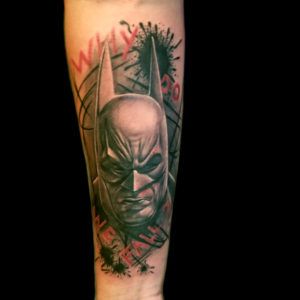 Tattoo Gallery- Brian Martinez