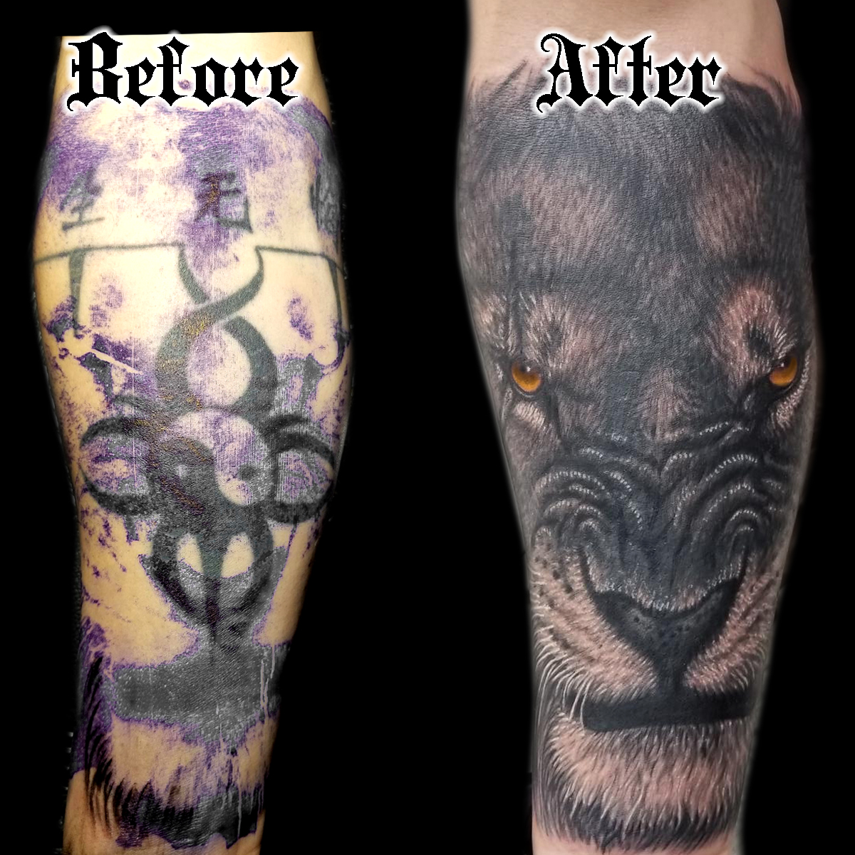 Cover Up Tattoos By Brian Martinez At Masterpiece Tattoo